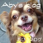 Aby's blog Abyのブログ