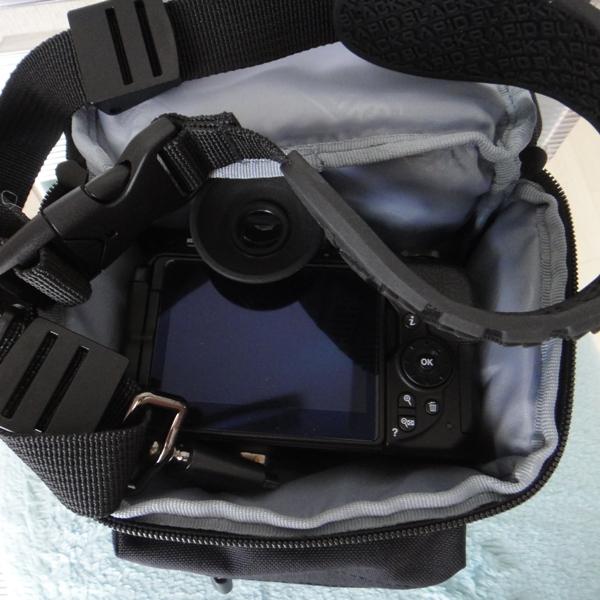 おしゃれで機能的なバックインカメラバッグOUTDOOR【Aby's blog】