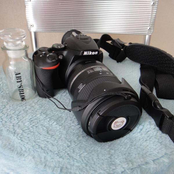 カメラ一眼レフ NIKON D5500 with タムロン 16-300ミリF3.5-6.3 Di II VC PZD MACRO【Aby's blog】