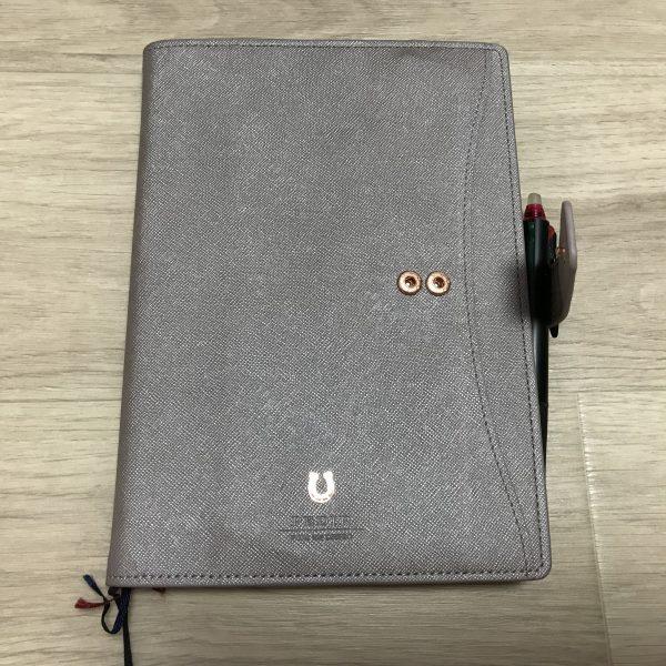 おすすめのA5手帳カバー(マークス)