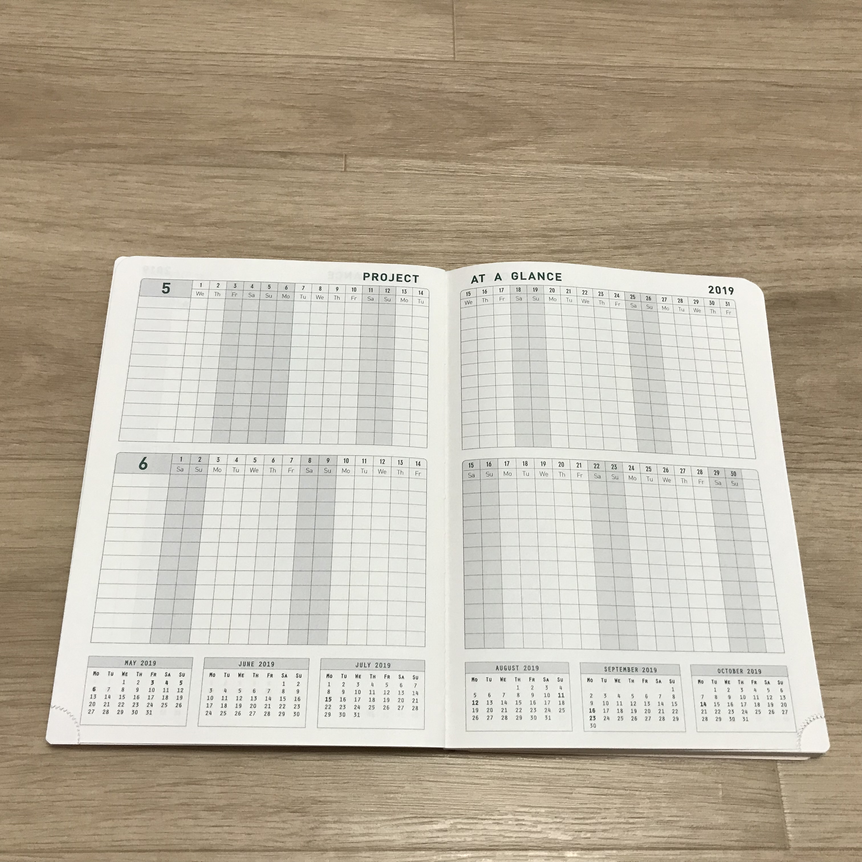 ヴィトン手帳カバーにぴったりのおすすめ手帳アクションプランナー