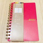 ヴィトンのシステム手帳にぴったりのリフィル、伊東屋カラーチャート リングS