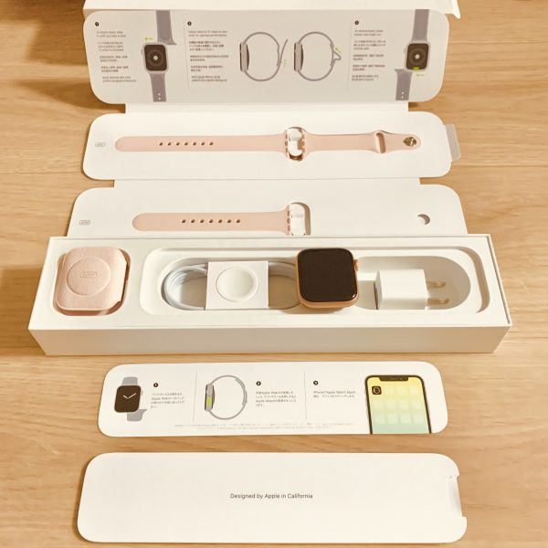 Apple Watch 5 に買え変えた情報をシェアしています。
